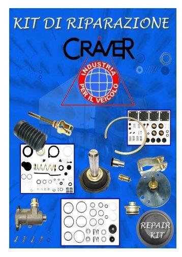 kit riparazione-repair kits - Craver
