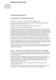 Erläuterungsbericht Team Bellwald(PDF, 110 KB)