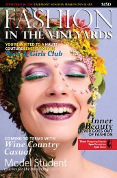 Wine country casual - Boys & Girls Clubs of Sonoma Valley