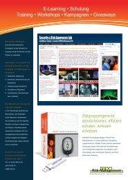 Ausbildung E-Learning Awareness Giveaways - Risk Management ...