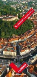 Η Λιουμπλιάνα με μια ματιά - Ljubljana