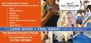 To LOOK GOOD & FEEL GREAT call us today !! - Local People