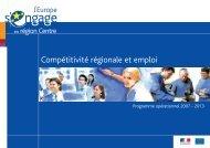 Competitivite regionale et emploi.qxp - L'Europe s'engage en région ...