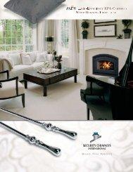 Bis Wood-Burning Fireplaces Brochure - The Firebird