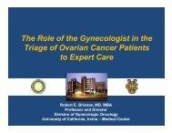 Ovarian Cancer - Cmebyplaza.com
