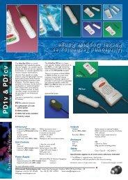 P D 1 fetal pocket doppler - Somatco