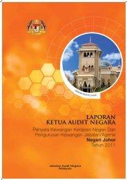 Negeri Johor - Jabatan Audit Negara