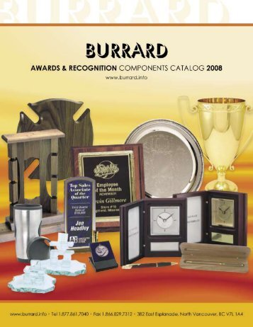 table of contents - Burrard