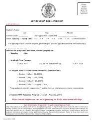 Apply Now - St. John's Northwestern Military Academy
