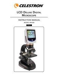 LCD DELUXE DIGITAL MICROSCOPE - Celestron