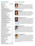 the catholic university of america fall 2007 issue - the School of ... - Page 2