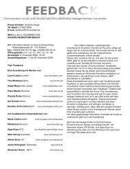 German Press Release