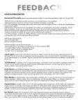 German Press Release - Page 2
