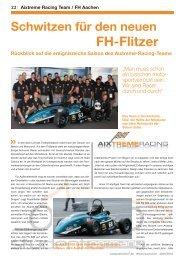 22I Aixtreme Racing Team / FH Aachen - Aixtreme Racing Aachen