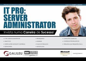 IT PRO Server Administrator