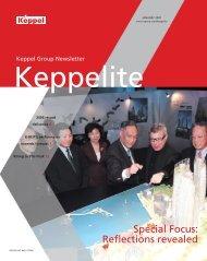 January 2007 - Keppel Corporation
