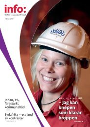 Info nr 13/2010 - IF Metall