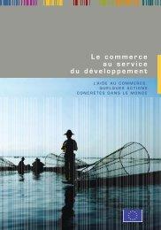 Le commerce au service du développement - Europa