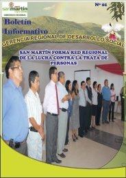 Descargar   (2013-05-14). boletin Nº 01 - Gobierno Regional de San ...