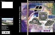 Mounted Ball Bearing Units Mounted Ball Bearing Units
