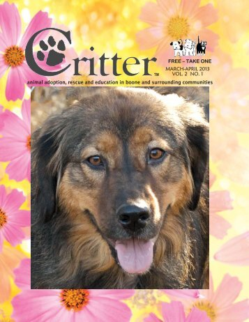 All PAGES MAR-APR 2013 - E - Critter Magazine