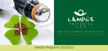 pdf-download - Lampes Posthotel