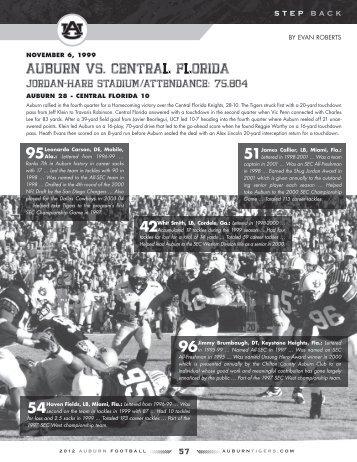 Auburn vs. CentrAl FloridA - Auburn University Athletics