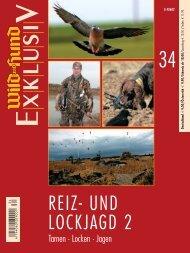 REIZ- UND LOCKJAGD 2 - Hubertus Fieldsports