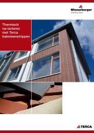 Thermisch na-isoleren met Terca baksteenstrippen - PersPagina