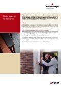 Thermisch na-isoleren met Terca baksteenstrippen - PersPagina - Page 3