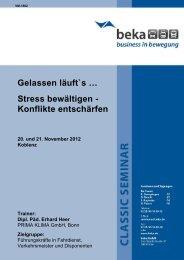 Stress bewältigen - newstix