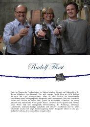 Weingut Rudolf Fürst - winogrono.de