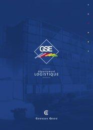 LOGISTIQUE - Gse