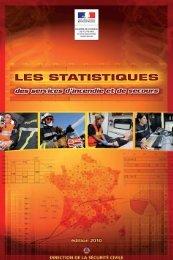 Les statistiques des services d'incendie et de secours - hcfdc