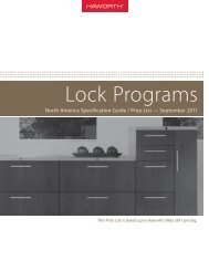 Haworth Locks HPC, Inc. - Locksmith Security Association of ...