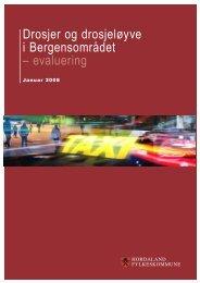 evaluering - Hordaland fylkeskommune