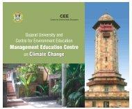 Management Education Centre on Climate Change (MEC-CC)