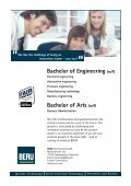 Studying at the FH Aachen - Fachbereich Luft- und ... - Page 2