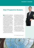 Studying at the FH Aachen - Fachbereich Luft- und ... - Page 3