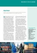 Studying at the FH Aachen - Fachbereich Luft- und ... - Page 5