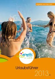 Herunterladen - Office de Tourisme Argelès-sur-Mer