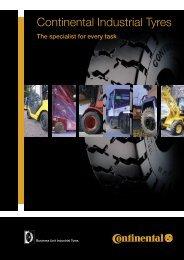 Continental Industrial Tyres - Vrakking