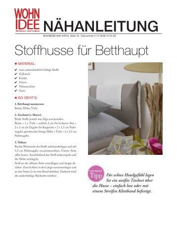 Betthaupt - Wunderweib