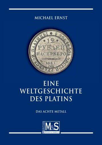 EINE WELTGESCHICHTE DES PLATINS