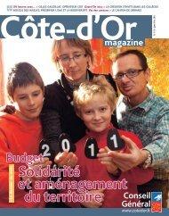 Janvier-février 2011 en PDF - Conseil Général de la Côte-d'Or