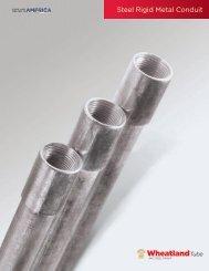 Steel Rigid Metal Conduit - Wheatland Tube