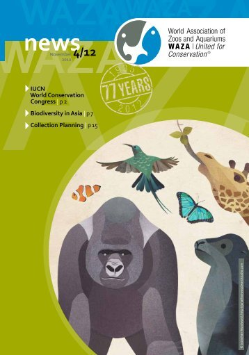 IUCN World Conservation Congress | p 2 Biodiversity in ... - WAZA