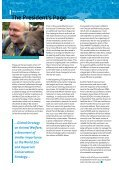 IUCN World Conservation Congress | p 2 Biodiversity in ... - WAZA - Page 3