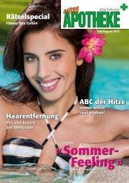 «Sommer- Feeling » «Sommer- Feeling » - pharmaSuisse