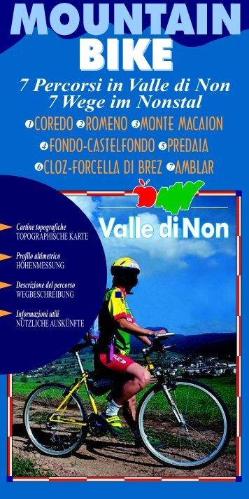 Fondo - Castelfondo - Val di Non